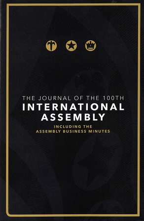 International Assembly Journal 2018 [Digital Version]
