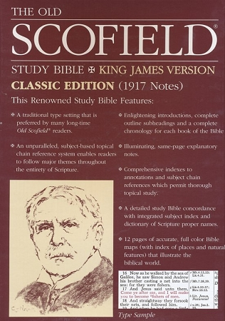 Scofield Reference Bible Commentary ... - download.cnet.com