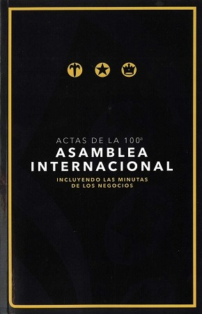 Actas de la 100a Asamblea Internacional 2018 [Digital Download]