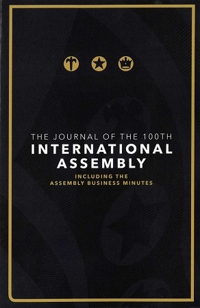 International Assembly Journal 2018
