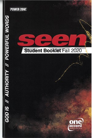 Spring 2021 High School PowerZone Student Booklet