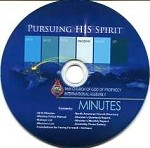 Assembly Minutes 2010 (CD Version)