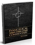 Evangelical Sunday School Lesson Commentary 2019 -2020 Large Print