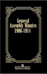 General Assembly Minutes 1906-1914 (Heritage Series Vol. 7) [Digital Download]