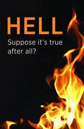Tract - Hell Suppose it's True After All? (25 count)