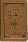 Jesus Calling (leather bound)