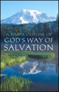 Tract -A Simple Outline of God's Way of Salvation (25 count)