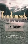 The Bible (Foundations Course Book #1) [FRENCH]