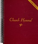 Church Hymnal - Large Print Spiral Bound