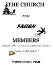The Church and Fallen Members - by Dr. Chuck Burks [Digital Download]