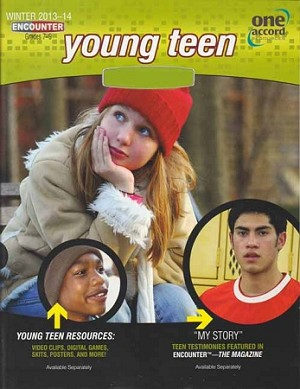 Fall 2020 Young Teen Teaching Resources
