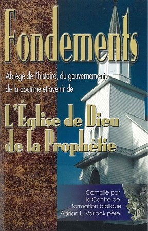 COGOP Concise History (Foundations Course Book #4) [FRENCH]